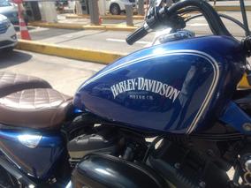 Harley Davidson Xl 883 R Unica No Rj