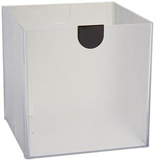 Deflecto Apilables Cubeta De Computadora 350401cr