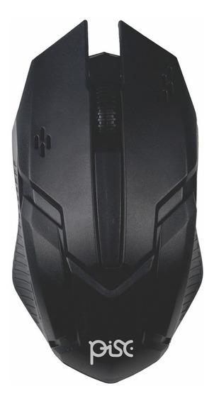 Mouse Optico Grande 1000 Dpi - Escritório E Home