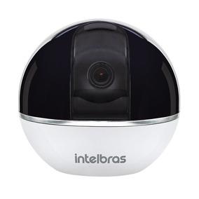 Câmera De Segurança Intelbras Ic7 Wi-fi Branca Infravermelho