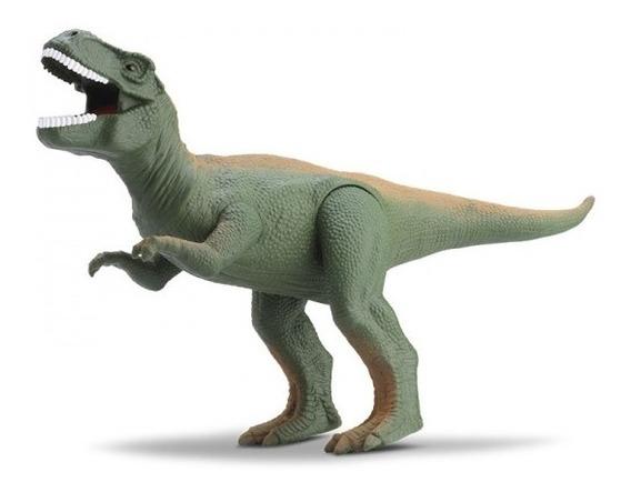 2 Dinossauros Tiranossauro E Acrocantossauro De Brinquedo