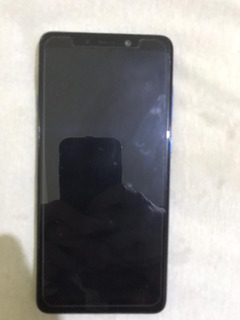 Celular Samsung A9, 6 De Ram E 128 Gb De Memória.