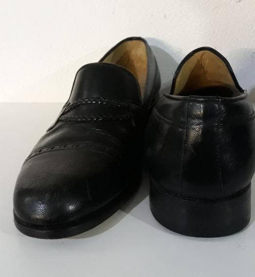 Sapato Social Masculino Di Polini Preto