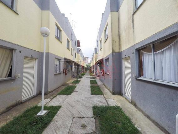 Apartamento De Dois Dormitórios Em Ferraz E Vasconcelos - Ap2862