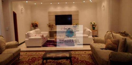 Imagem 1 de 11 de Casa No Taquaral 4 Dormitórios, 480 M² - Venda Por R$ 2.600.000 Ou Aluguel Por R$ 15.000/mês - Parque Taquaral - Campinas/sp - Ca0124