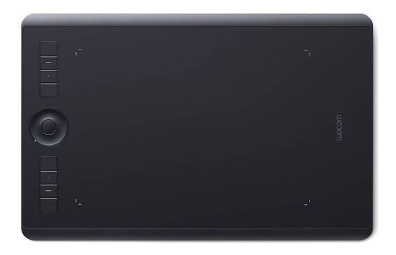 Mesa digitalizadora Wacom Intuos Pro M PTH-660 Black