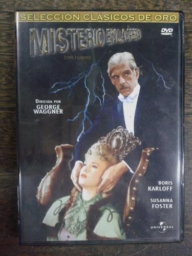 Misterio En La Opera (1944) * Dvd Original *