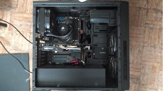 Processador I7 3770k + Pl Mãe + Pl De Vídeo + Memória