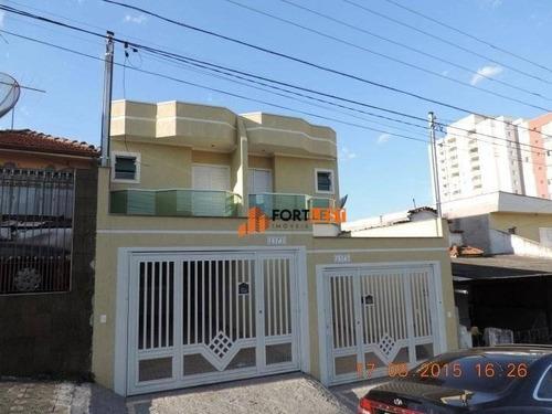 Imagem 1 de 23 de Sobrado Com 3 Dormitórios À Venda, 106 M² Por R$ 650.000,00 - Vila Carrão - São Paulo/sp - So0094