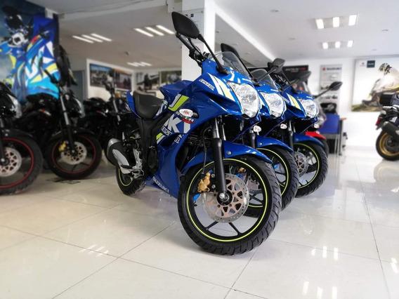 Motocicleta Suzuki 155cc Gixxer Sf 2020 Nueva