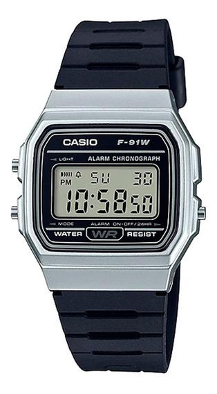 Relógio Casio Masculino F-91wm-7adf