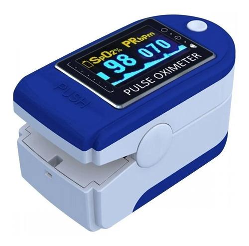 Imagen 1 de 5 de Oximetro Digital Pulso De Dedo Oxigeno De La Sangre Medico