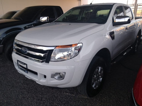 Ford Ranger 2016 2.5 Xlt Cabina Doble 4x2 Mt
