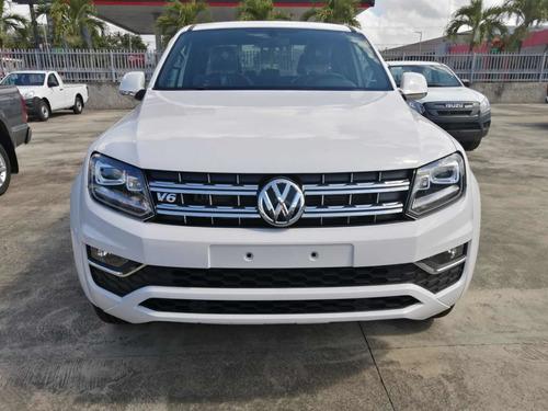 Imagen 1 de 7 de Volkswagen Amarok 2021