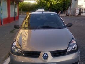 Renault Clio 2010 1.0 16v Campus Hi-flex 3p Com Ar Cond.
