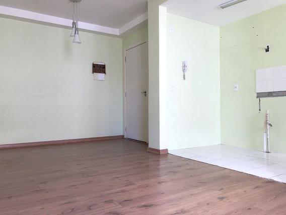 Apartamento Em Cristal Com 3 Dormitórios - Vz4994