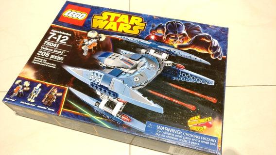 Lego Star Wars 75041 Vulture Droid 205 Piezas Set