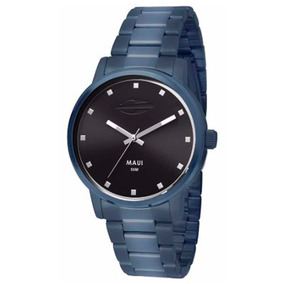 Relógio Mormaii Feminino Maui Mo2035fs/4p Un