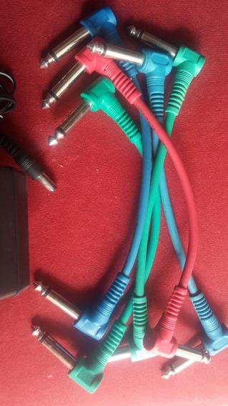 Cables Parcheo Y Transformadores 9v 500am
