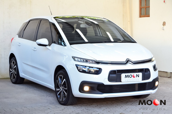 Citroen C4 Picasso Seduction 2018 1.6 Thp Garantia Fábrica