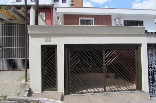 Sobrado Residencial À Venda, Parque Da Mooca, São Paulo. - So1120