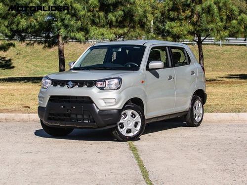 Suzuki S-presso Gl M/t 1.0 2020 0km - Permuta / Financia