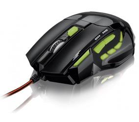Mouse Óptico Xgamer Fire Button Usb, 7 Botões, 2400 Dpi - Mo