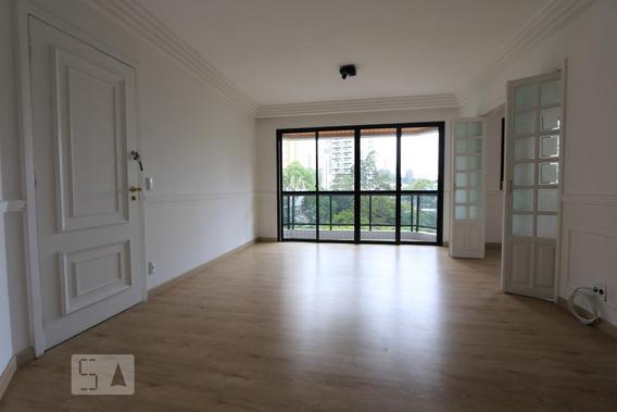 Apartamento Para Aluguel - Panamby, 4 Quartos, 123 - 892976878