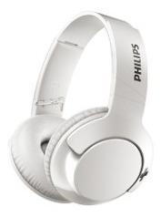 Headphone Bluetooth C/microfone Branco Philips