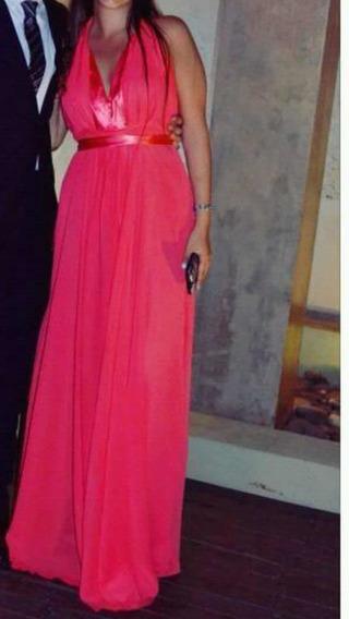 Vestido Largo De Fiesta Noche Elegante