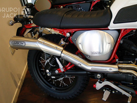 Motoplex Jack | Moto Guzzi Stornello V7ii Moto 0km Madero A
