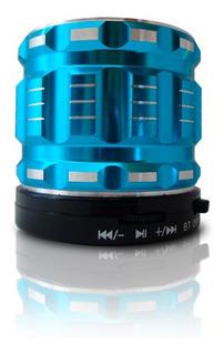 Nisuta Parlante Portatil Bluetooth Ns-pa32b Blue Cuotas