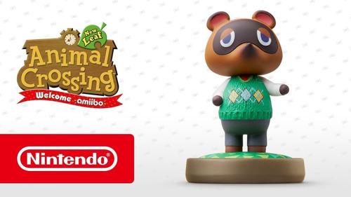 Nintendo Amiibo Tom Nook Edicion Animal Crossing (nuevo)