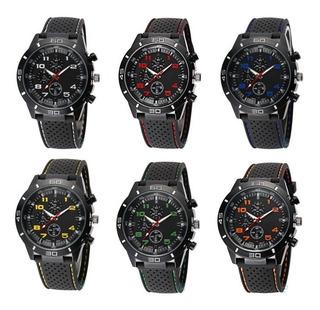 Reloj Elegante Y Deportivo + Caja Reloj / Factorynet