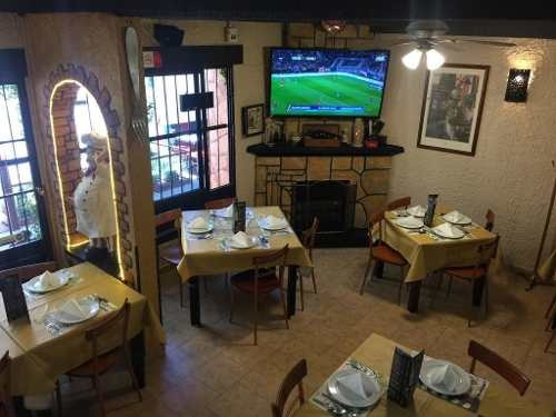 Venta Restaurante, Col. Narvarte