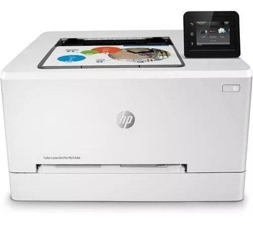 Impressora Laser Colorida Hp M254dw + Transformador 110 220