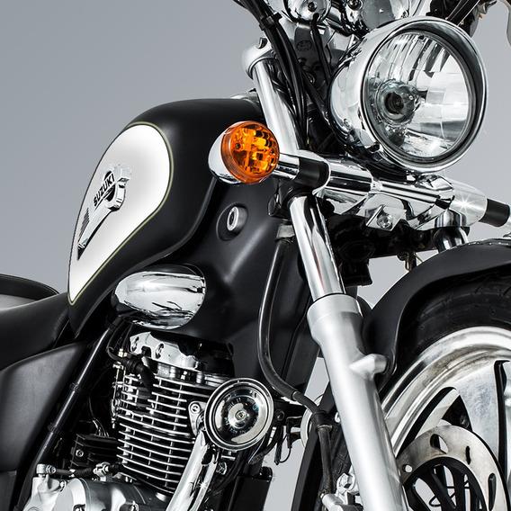 Moto Suzuki Gz150 2017 Chopper