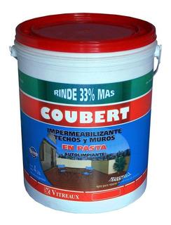 Membrana Liquida Coubert Techo/muro Impermeabiliza 10l M M