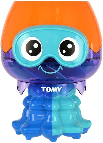 Medusa Juego Para Baño Agua Profunda Tomy Bebe 92121 Full
