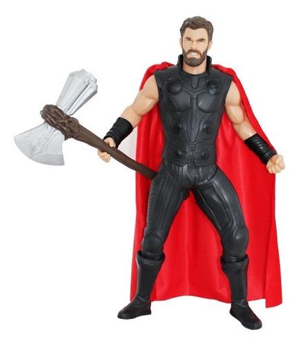 Boneco Thor Vingadores Ultimato Gigante Mimo - Novo