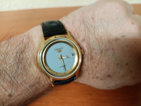 Reloj Seiko 5 Vintage Automatico