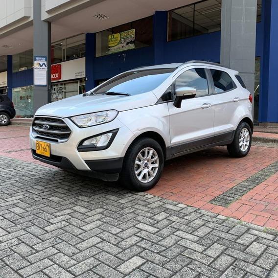 Ford Ecosport 2018 Automatica