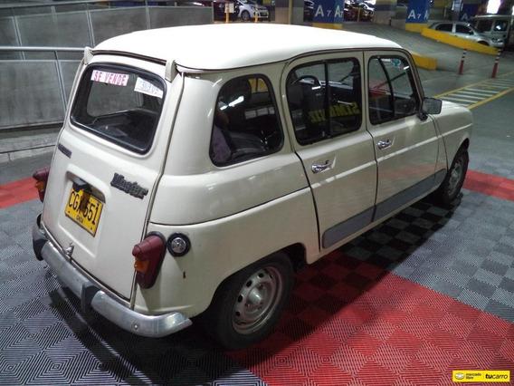 Renault 1990 R-4