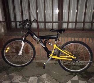 Bicicleta Halley, Full Suspensión!!! Rodado 26!!