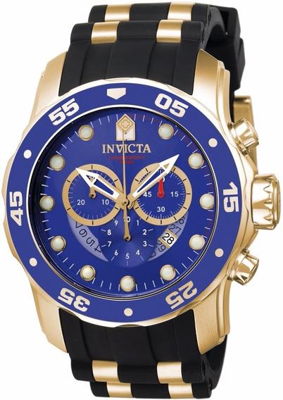 Relógio Invicta Pro Diver 6983 - Dourado - Frete Gratis
