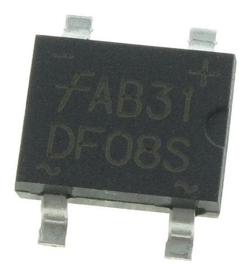 60x Df08s Ponte Ret. Smd (placas Ar Sansung Inverter)