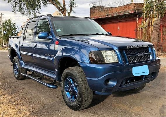 Ford Sport Trac Alfombrada 2004 Xlt