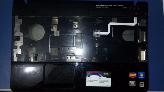 Carcaça Inferior Notebook Sony Vaio Pcg-61611x