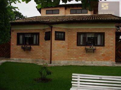 Casa Residencial À Venda, Praia Da Enseada, Bertioga. - Codigo: Ca0573 - Ca0573