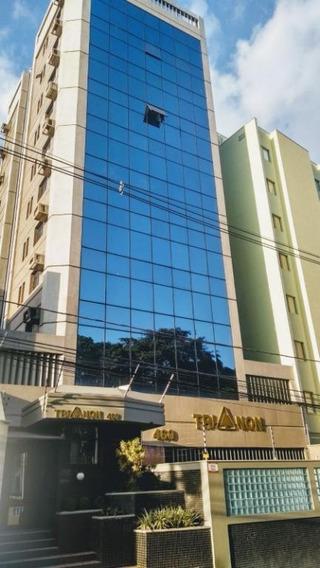 Sala Comercial/conjunto Comercial Para Venda Ou Locação 53m² Útil 1 Vaga De Garagem Coberta Guanabara Campinas. - Sa0225